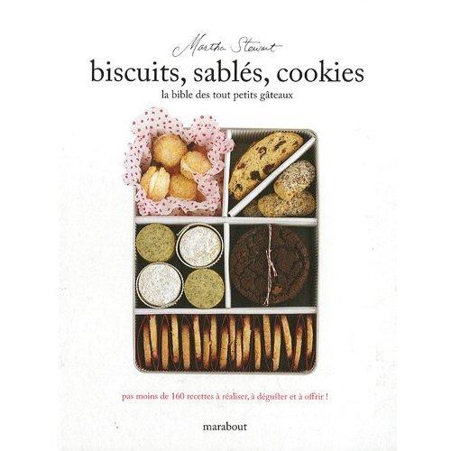 Biscuits craquelés au chocolat Martha Stewart